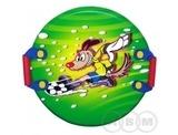 "Санки-ледянки ""POLAR-RACER"" Soccer Dog 55см (21"")"
