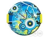 "Санки-ледянки ""POLAR-RACER"" Blue target    55см (21"")"