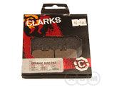 Колодки тормозные диск Hayes VX814С CLARK'S