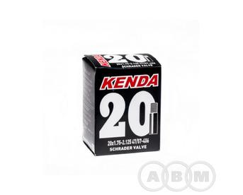"""Камера 20""""x1.75-2.125 авто ниппель.  Kenda"""
