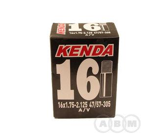 "Камера 16""x1.75-2.125 a/v Kenda"