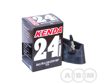 """Камера 24""""x1,75х2,125  спорт ниппель  Kenda"""