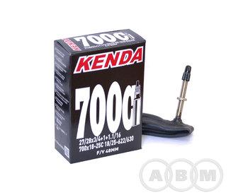 "Камера 28"" 700x18 - 25C спорт ниппель 48 мм  Kenda"
