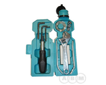 Набор ключей во фляге DMU-030KS