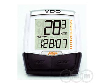 Велокомпьютер VDO A8+ 8 ф-ции беспроводной 4-1201