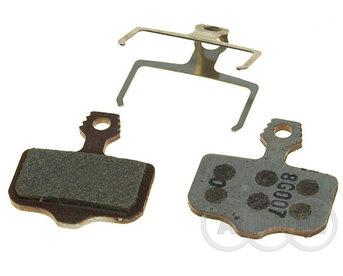 Колодки тормозные Elixir Metal Organic  disc brake