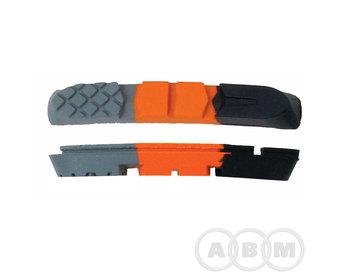 Тормозные резинки всепогодные ABS-3CC-P 72мм (4шт)