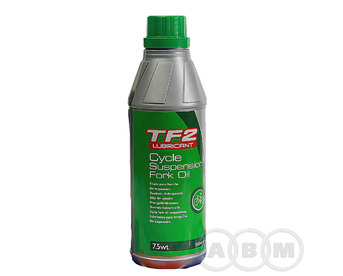 Масло TF2 для амортизационных вилок 7WT 500мл