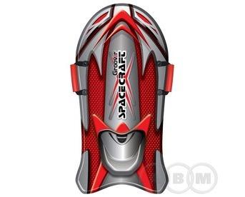 """Санки-ледянки """"POLAR-RACER"""" Spacecraft  109см/25мм (43"""")"""
