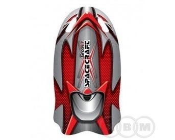 """Санки-ледянки """"POLAR-RACER"""" Spacecraft  105см/5мм (42"""")"""