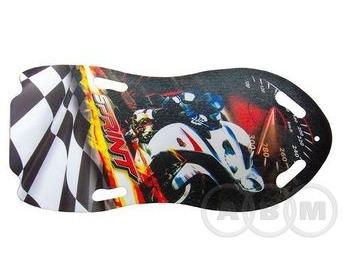 """Санки-ледянки """"POLAR-RACER"""" Sprint  120см/5мм (48"""")"""