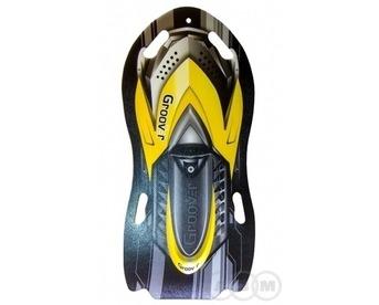 """Санки-ледянки """"POLAR-RACER"""" Snowmobile  120см/5мм (48"""")"""