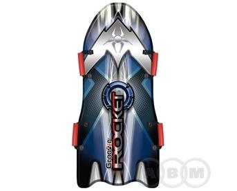 """Санки-ледянки """"POLAR-RACER"""" Rocket  119см (47"""")"""