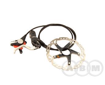 Тормоз дисковый задний  SHIMANO XTR M975 с ротором