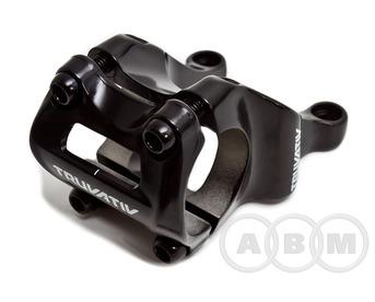 Вынос нерегулируемый безрезьбовой черный 31,8мм,50 мм HOLZFELLER