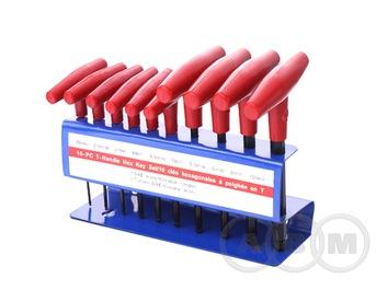 Набор Т-образных ключей KL-9807Т KENLI