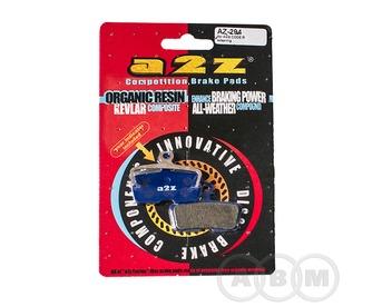 Колодки тормозные A2Z Avid CODE R