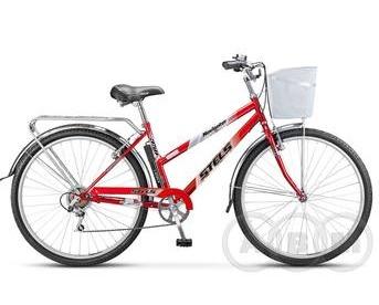 """28"""" Велосипед Stels Navigator 350 Lady с корзиной 7 ск."""