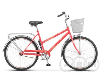"""26"""" Велосипед Stels Navigator 210 Lady с корзиной 1 ск (Z010)"""