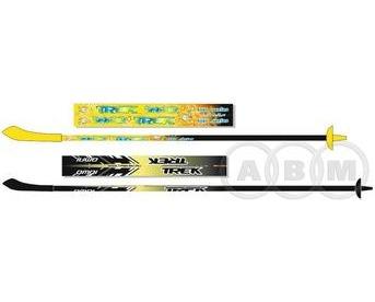 Палки лыжные  80-160 см TREK стеклопластик