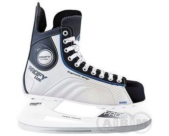 Коньки хоккейные PROFY LUX 3000