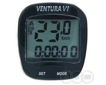 Велокомпьютер Ventura VI 6 функций