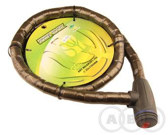 Велозамок кабельный 25х1500мм GoldenKey