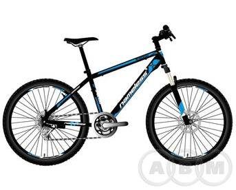 "Велосипед 24"" NameLess S4100D alu disk хардтейл  21 ск"