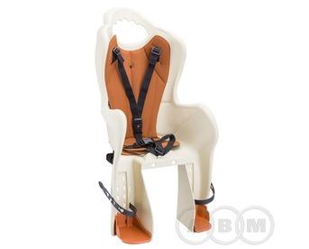 Кресло детское ELIBAS P крепление на багажник,бежевое (280029)