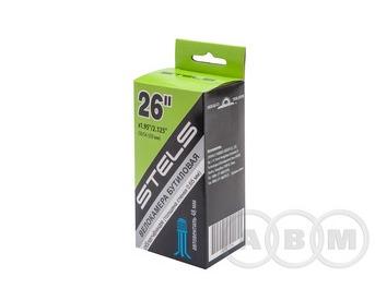 "26"" Камера 26 х 1,95/2,125 STELS/CHAO YANG облегченная вентиль Presta 48мм инд. упаковка"