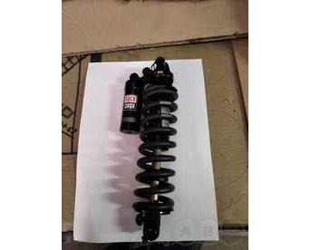 Амортизатор задний ROCK SHOX VIVID R2C пружинный 240 мм х 76 мм