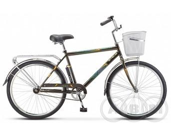 """26"""" Велосипед Stels Navigator 200 Gent с корзиной 1 ск  (Z010)"""