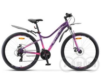 "27,5"" Велосипед Stels Miss-7100 MD 21ск alu  (V020)"