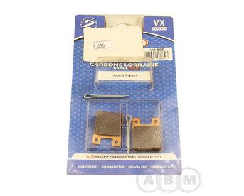 Колодки тормозные диск.Hope VX806 CLARK'S