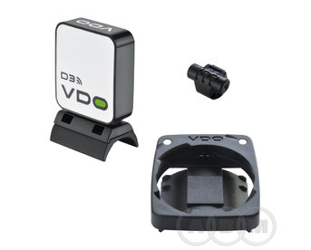 Ремкомплект сенсор столик+магнит+хомутики VDO