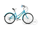 Велосипед Forward Azure 1.0 alu (2016)