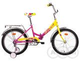 Велосипед Forward Racing 20 Girl compact