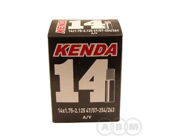 Камера 14x1.75-2.125 a/v Kenda