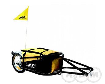 Крепление-прицеп для перевозки грузов до 35кг складной с сумкой M-WAVE (м)