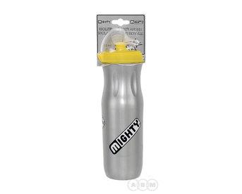 Фляга MIGHTY пластиковая термо серебро 0,5л