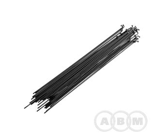 Спица нержавуеющая сталь 2,0*262мм черные