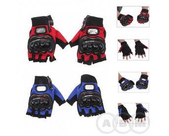 Перчатки с защитой (без палые) 3-SK-PERCHB