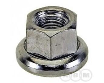 Гайка оси 10 мм, шайба с насечкой сталь WELDTITE 7-08373
