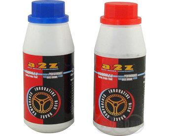 Жидкость тормозная A2Z  Magura 250 мл мин. масло