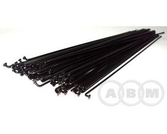 Спица нерж. сталь 290мм (черн)